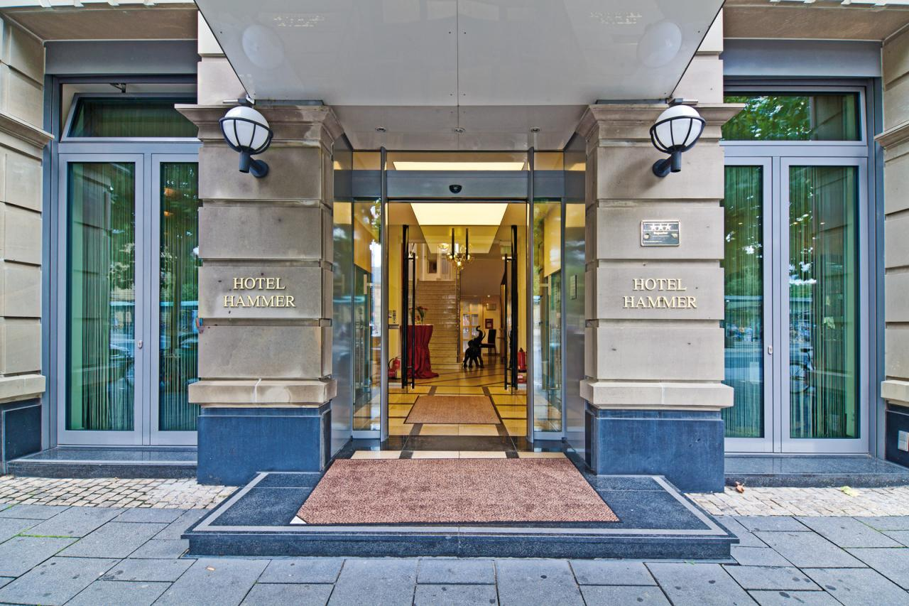 Hammer Hotel Mainz 3 Stars Superior Hotels In Mayence